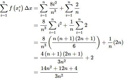 Definition of the Definite Integral Mathematics Notes | EduRev