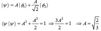Postulates of Quantum Mechanics IIT JAM Notes   EduRev