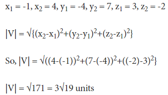 Introduction to 3D Geometry Mathematics Notes | EduRev