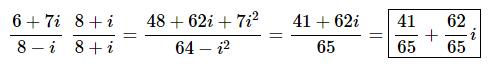 Problems for Practice - Complex Numbers Mathematics Notes | EduRev