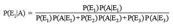 Bayes` Theorem Mathematics Notes | EduRev