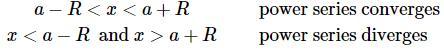 Power Series Mathematics Notes   EduRev