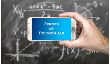 Zeroes of Polynomial Mathematics Notes | EduRev