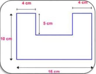 Worksheet - Area and its Boundary Notes | EduRev