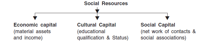 Chapter Notes - Patterns of Social Inequality And Exclusion Humanities/Arts Notes | EduRev