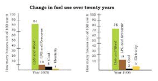 NCERT Solution - Chapter 12: WHAT IF IT FINISHES…?, Class 5, Environmental Studies Class 5 Notes | EduRev