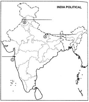 Class 12 History Solved Paper (2016 Delhi Set-I) Humanities/Arts Notes   EduRev