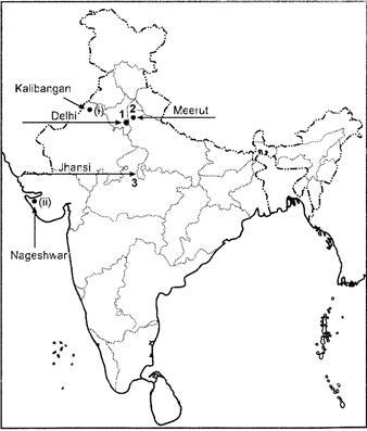 Class 12 History Solved Paper (2013 Outside Delhi Set-I) Humanities/Arts Notes | EduRev