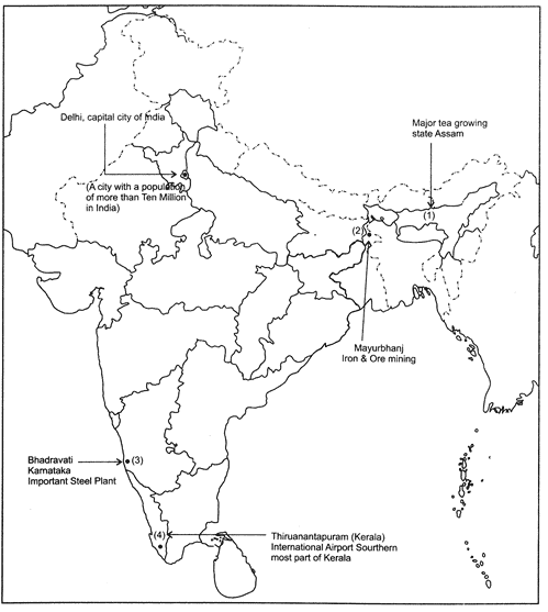 Class 12 Geography Solved Paper (2018) Humanities/Arts Notes | EduRev