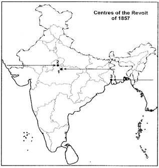 Class 12 History Solved Paper (2014 Outside Delhi Set-I) Humanities/Arts Notes | EduRev