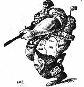 NCERT Solutions - US Hegemony in World Politics Humanities/Arts Notes | EduRev