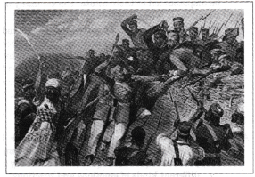 NCERT Solutions (Part - 2) - Rebels and the Raj Humanities/Arts Notes | EduRev