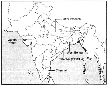 Class 12 Geography Solved Paper (2017 Outside Delhi Set-I) Humanities/Arts Notes | EduRev