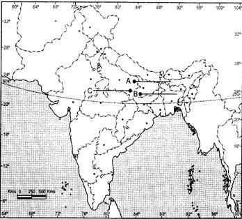 Class 12 History Solved Paper (2017 Outside Delhi Set-I) Humanities/Arts Notes | EduRev