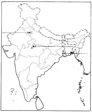 Class 12 History Solved Paper (2015 Outside Delhi Set-I) Humanities/Arts Notes | EduRev