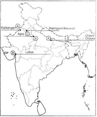 Class 12 History Solved Paper (2016 Outside Delhi Set-I) Humanities/Arts Notes | EduRev