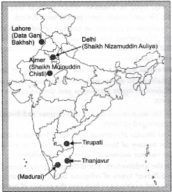 NCERT Solutions (Part - 2) - Bhakti Sufi traditions Humanities/Arts Notes | EduRev