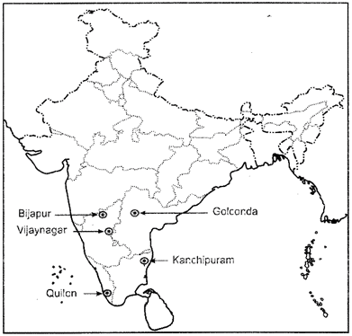 Class 12 History Solved Paper (2012 Outside Delhi Set-I) Humanities/Arts Notes | EduRev
