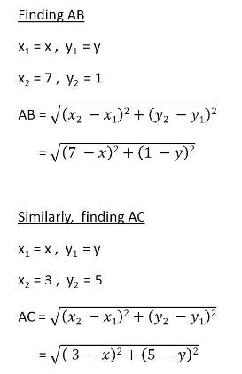 MCQ: Coordinate-Geometry - Class 10 Class 10 Notes   EduRev