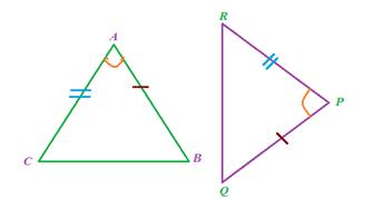 CONGRUENCE OF TRIANGLES Class 7 Notes   EduRev