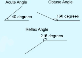 Reflex Angle Class 6 Notes | EduRev