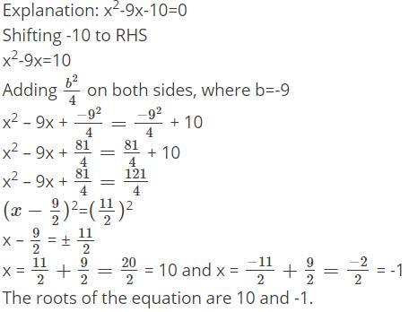 Important Notes: Quadratic & Higher Order Equations Quant Notes   EduRev