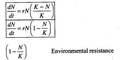 Organisms and populations NEET Notes   EduRev