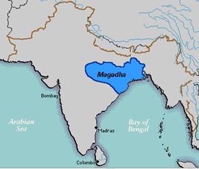 Rise of Magadha - Ancient India, IAS | EduRev Notes