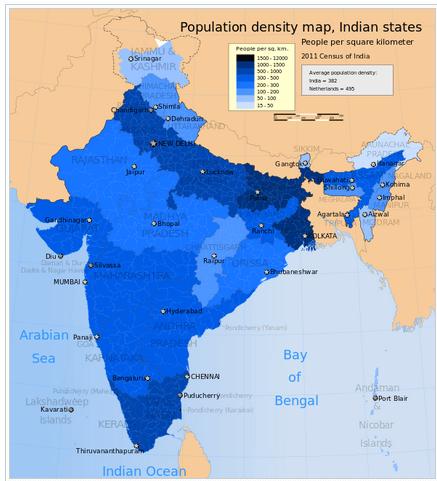 Demographics of India - UPSC/IAS Exam UPSC Notes | EduRev