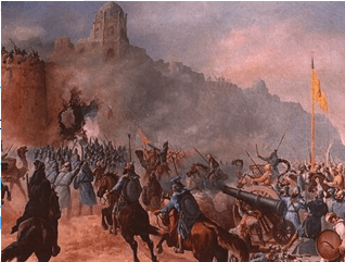 Early Medieval Age-II (800-1200 A.D.) - Arab Conquest of Sindh UPSC Notes | EduRev