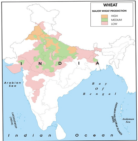 Agriculture- Indian Geography, UPSC, IAS UPSC Notes | EduRev