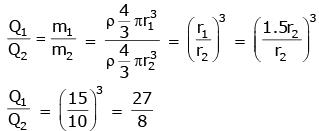 NEET Previous Year Questions (2014-20): Thermal Properties of Matter NEET Notes   EduRev