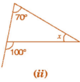 NCERT Solutions(Part - 1) - The Triangle and Its Properties Class 7 Notes | EduRev