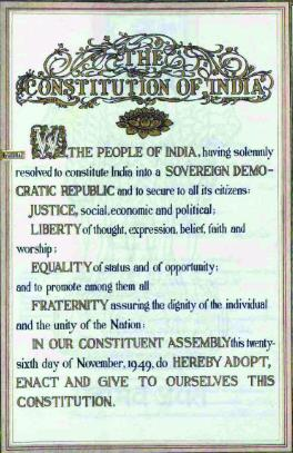Constituent Assembly, Preamble, Federal and Unitary Features of the Constitution UPSC Notes   EduRev