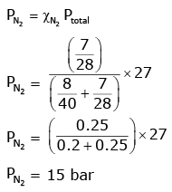 Previous Year Questions (2014-20) - States of Matter Class 11 Notes | EduRev