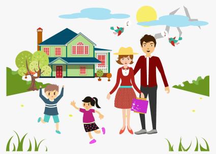 NCERT Solutions: Poem - A House, A Home Class 6 Notes | EduRev