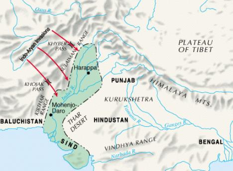 Indian Geography: Physical & Political Notes | EduRev