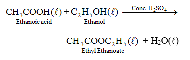 Previous Year Questions with Solutions - Carbon and its compounds, Class 10, Science | EduRev Notes