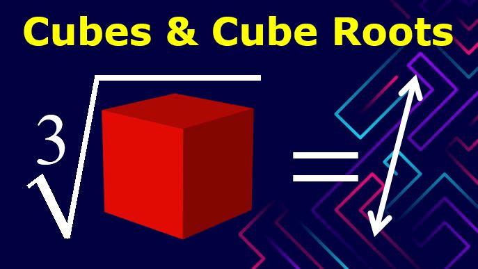 Calculate Cube Roots LR Notes   EduRev