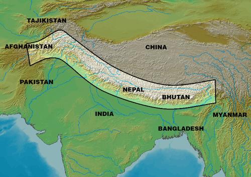 The Himalayas - An Introduction UPSC Notes | EduRev