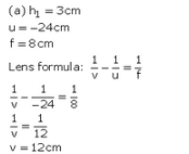 Solutions of Refraction of Light (Page No- 246) - Physics By Lakhmir Singh, Class 10 Class 10 Notes | EduRev