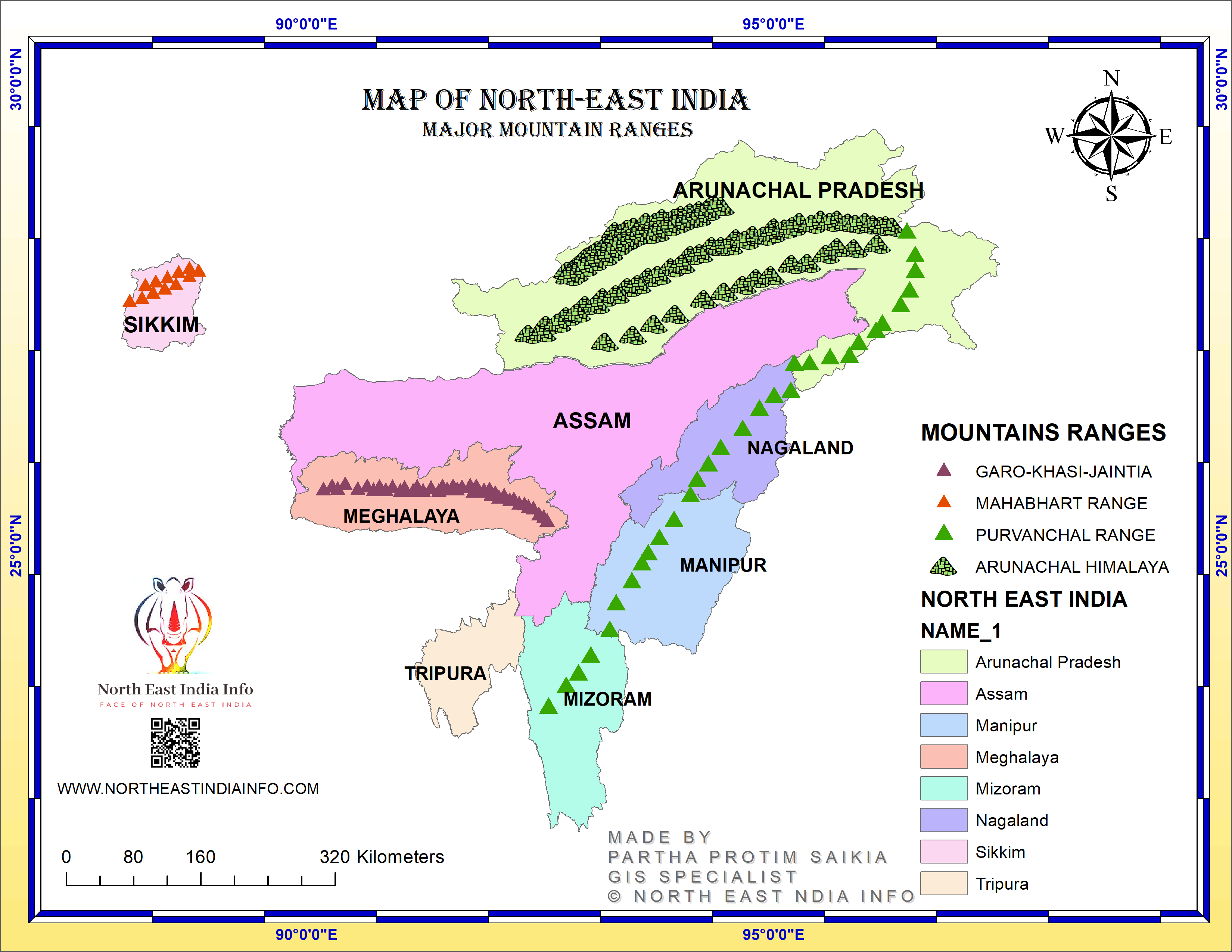 Division of The Himalayas UPSC Notes | EduRev