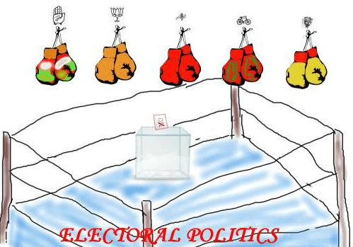 Key Concepts Chapter 4 - Electoral Politics, Class 9, SST (Civics) | EduRev Notes