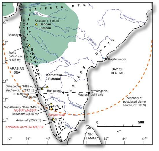 Physical Geography of India (Part- 1) UPSC Notes | EduRev