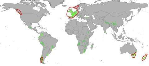 Natural Regions of The World UPSC Notes | EduRev