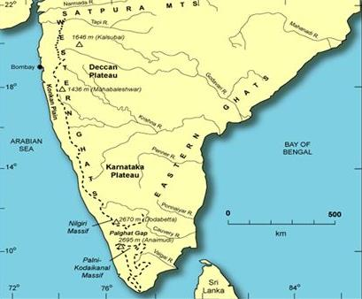 Physiography of India(Part - 2) - Geography, UPSC, IAS UPSC Notes | EduRev