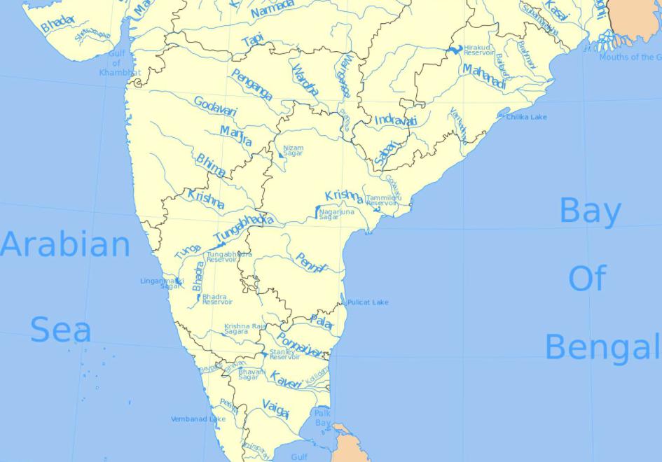 NCERT Gist: Drainage System (Part - 2) UPSC Notes | EduRev