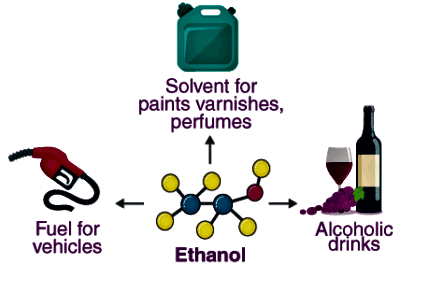 Short & Long Answer Question - Carbon & its compounds Class 10 Notes   EduRev