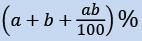 Important Formula & Tips: Percentages Quant Notes | EduRev