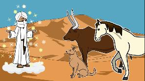 Summary - How the Camel Got his Hump Class 8 Notes   EduRev